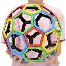 MAG Polydron | Carbon 60-sæt | 32 dele