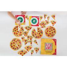 Brøkspil - Pizza på farten