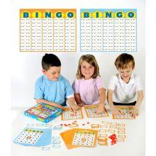 Bingo - Lær Matematik
