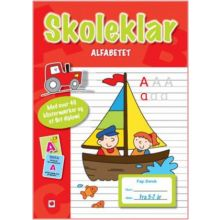Skoleklar - Lær alfabetet