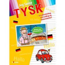 Jeg lærer tysk
