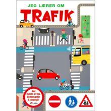 Jeg lærer om trafik