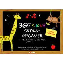 365 sjove skoleopgaver