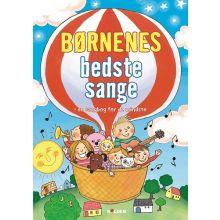Børnenes bedste sange - en sangbog for de mindste