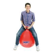 Hoppebold 55cm rød