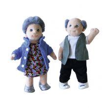 Joyk empati dukke, Bedsteforældre sæt