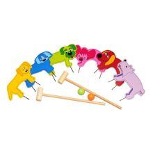 Havespil - Kroket med dyr