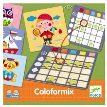 Logikspil - Coloformix