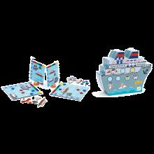 Logikspil - Sænke slagskibe