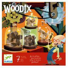 Logikspil - Woodix