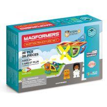 Magformers 28 stk - Luftfart