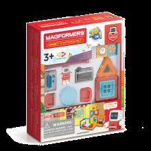 Magformers 33 stk - Minibots køkken