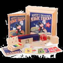 Marvin's Magic   Tryllesæt i trææske