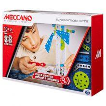 Meccano - Byg med gear