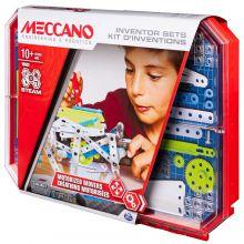 Meccano - Byg med motorer