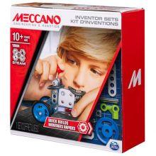 Meccano - Hurtige konstruktioner