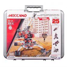 Meccano - Super konstruktionssæt, 638 dele