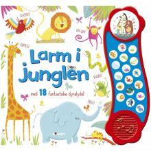 Mega-lydbog: Larm i junglen