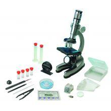 Mikroskop - starterkit i kuffert