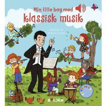 Min lille bog med klassisk musik - En bog med lyd