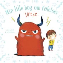 Min lille bog om følelser: Vrede