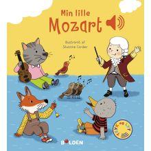 Min lille Mozart - En bog med lyd