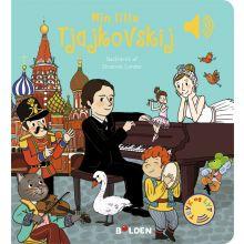 Min lille Tjajkovskij - En bog med lyd