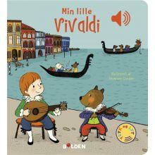 Min lille Vivaldi - En bog med lyd
