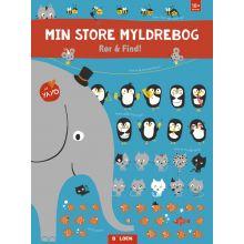 Min store myldrebog – Rør & Find!