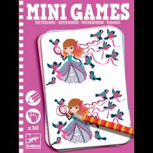 Mini Games - Find en fejl hos Léa