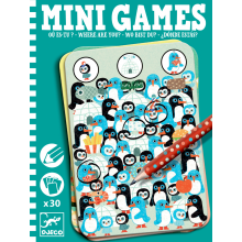 Mini Games - Hvor er du?