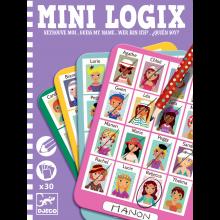 Mini Logix - Gæt hvem jeg er, Julie