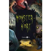 Kortspil - Monsterkort