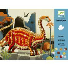 Mosaikleg - Dinosaurer