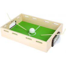 Mundmotorisk spil - Puste-Fodbold