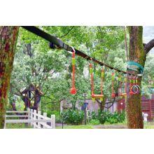 Ninja line klatrebane, 12 meter