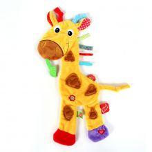 Nusseklud med taggies - Giraf