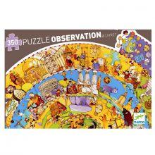 Observationspuslespil 350 brikker Verdenshistorien