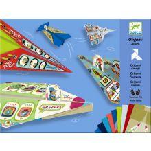 Origami - Seje flyvemaskiner
