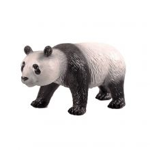 Panda i naturgummi - lille