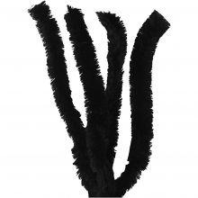 Piberensere sort - Tykkelse 30 mm., 4 stk