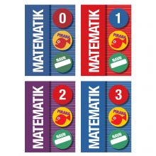 Pirana træningshæfte - Matematik: 0.-3. kl.
