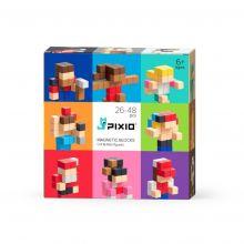 PIXIO - Minifigurer (ass.)