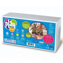 PlayFoam - Institutionspakke, 6 farver