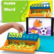 Plugo letters - Interaktive bogstaver (engelsk)