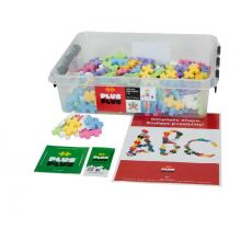 Plus-Plus Education BIG Pastel - 200 stk