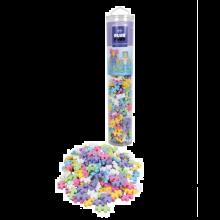Plus-Plus i rør - Pastel Mix, 240 stk