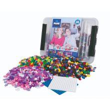 Plus-Plus Mix inkl. kasse - 2.400 stk