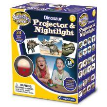 Projektor og natlampe - Dinosaur