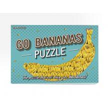 Puslespil med 316 brikker - Go Bananas
